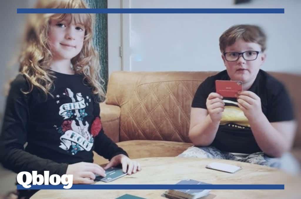 Blog kinderen met spel