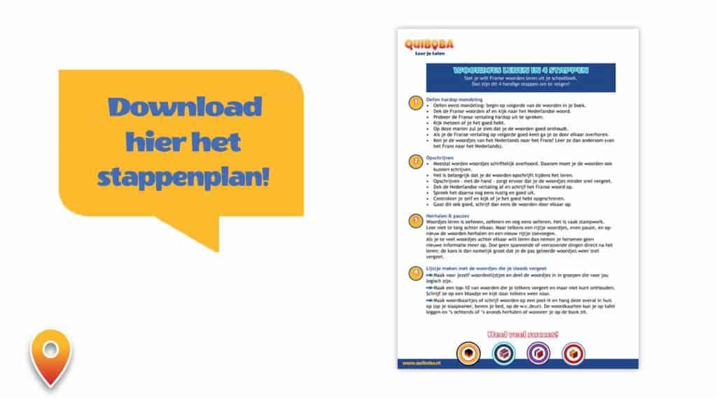 Download het stappenplan