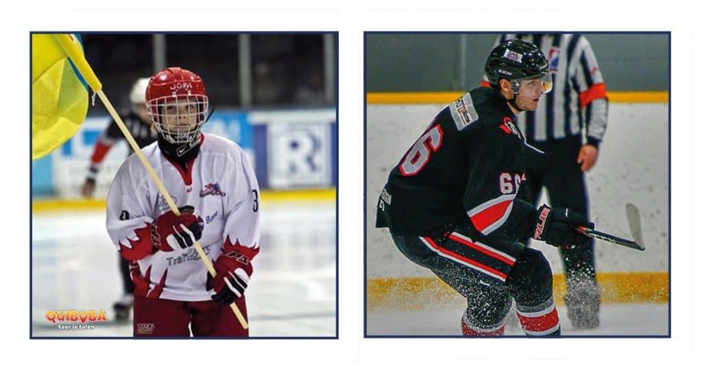 ijshockey toen en nu