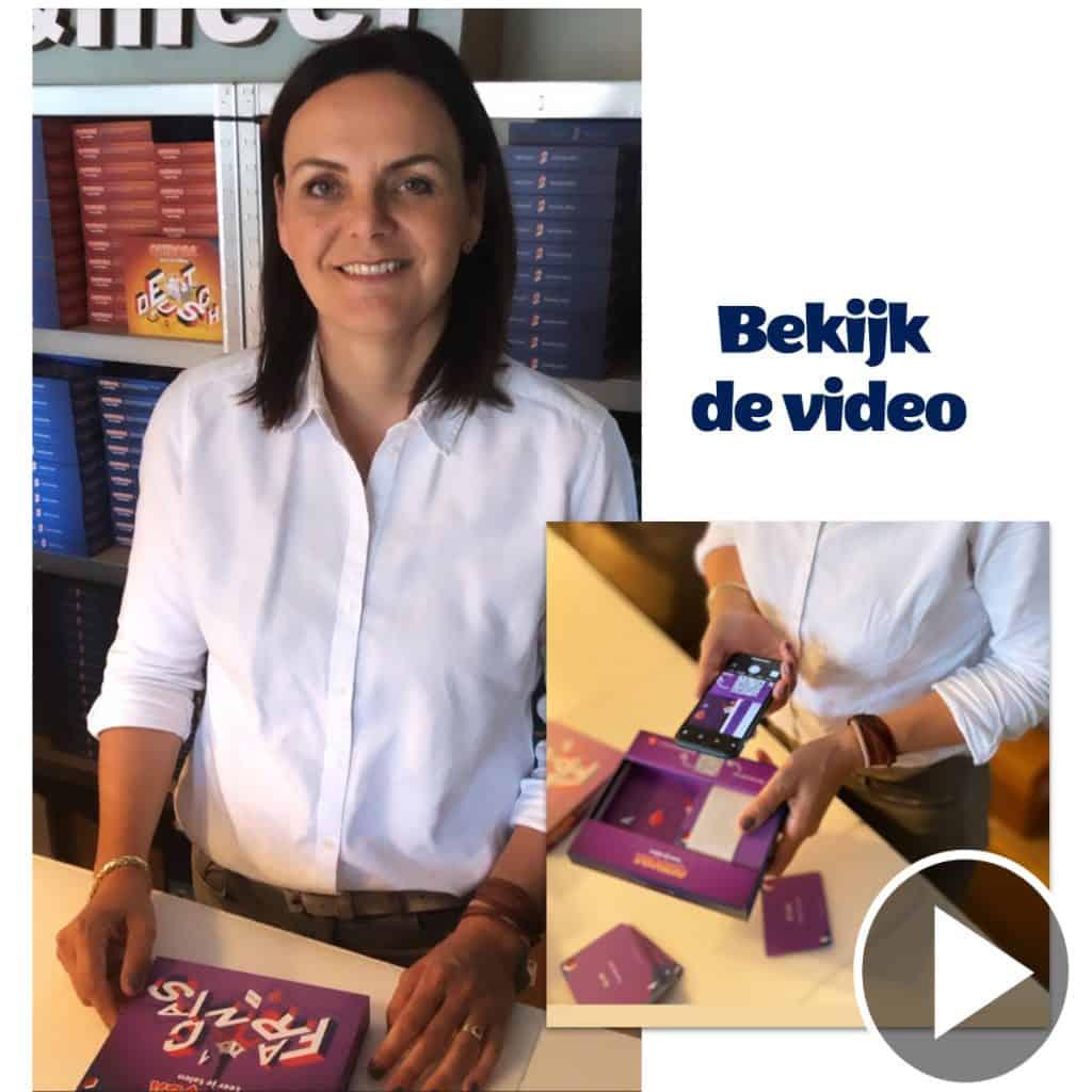 Bekijk de video van Quiboba leer je talen